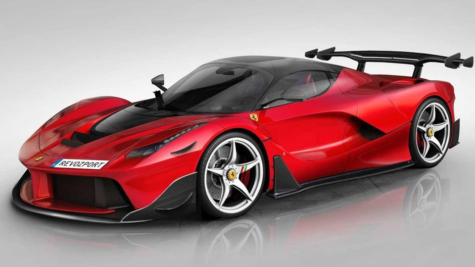 Ferrari LaFerrari Revolutione