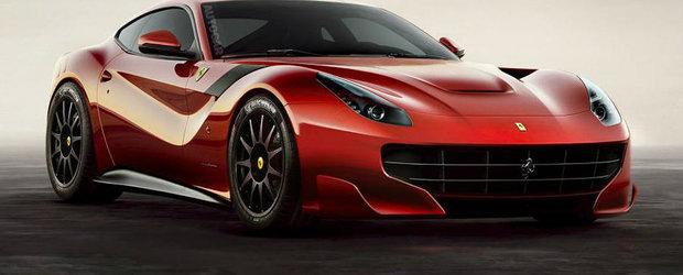 Ferrari lucreaza la un F12 Speciale, spun zvonurile