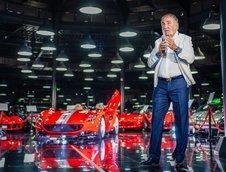 Ferrari Monza SP2 la Tiriac Collection