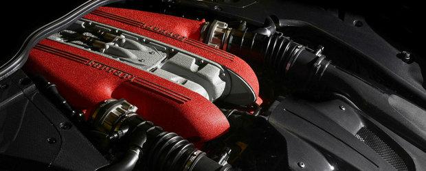Ferrari ne face turul uzinei ce alimenteaza cu 780 CP noul F12tdf
