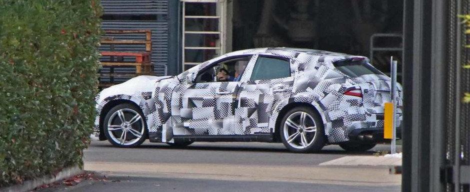 Ferrari nu a glumit cand a spus ca lanseaza un SUV. Noul Purosangue a fost surprins pentru prima oara in teste!