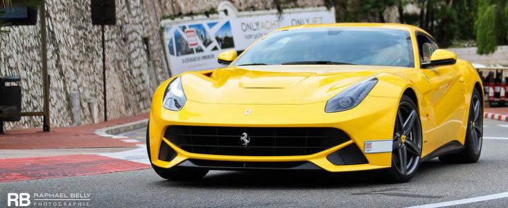 Ferrari nu simte criza. Veniturile au crescut cu 10%!