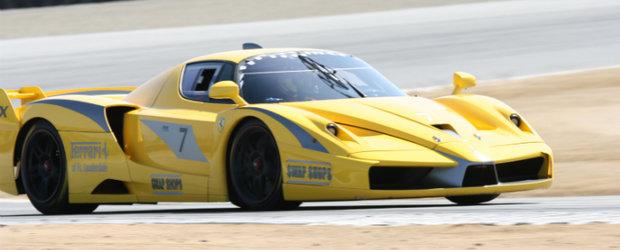 Ferrari Racing Days la Laguna Seca - Impresionant!