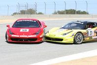 Ferrari Racing Days la Laguna Seca