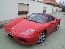 Ferrari replica la Timisoara