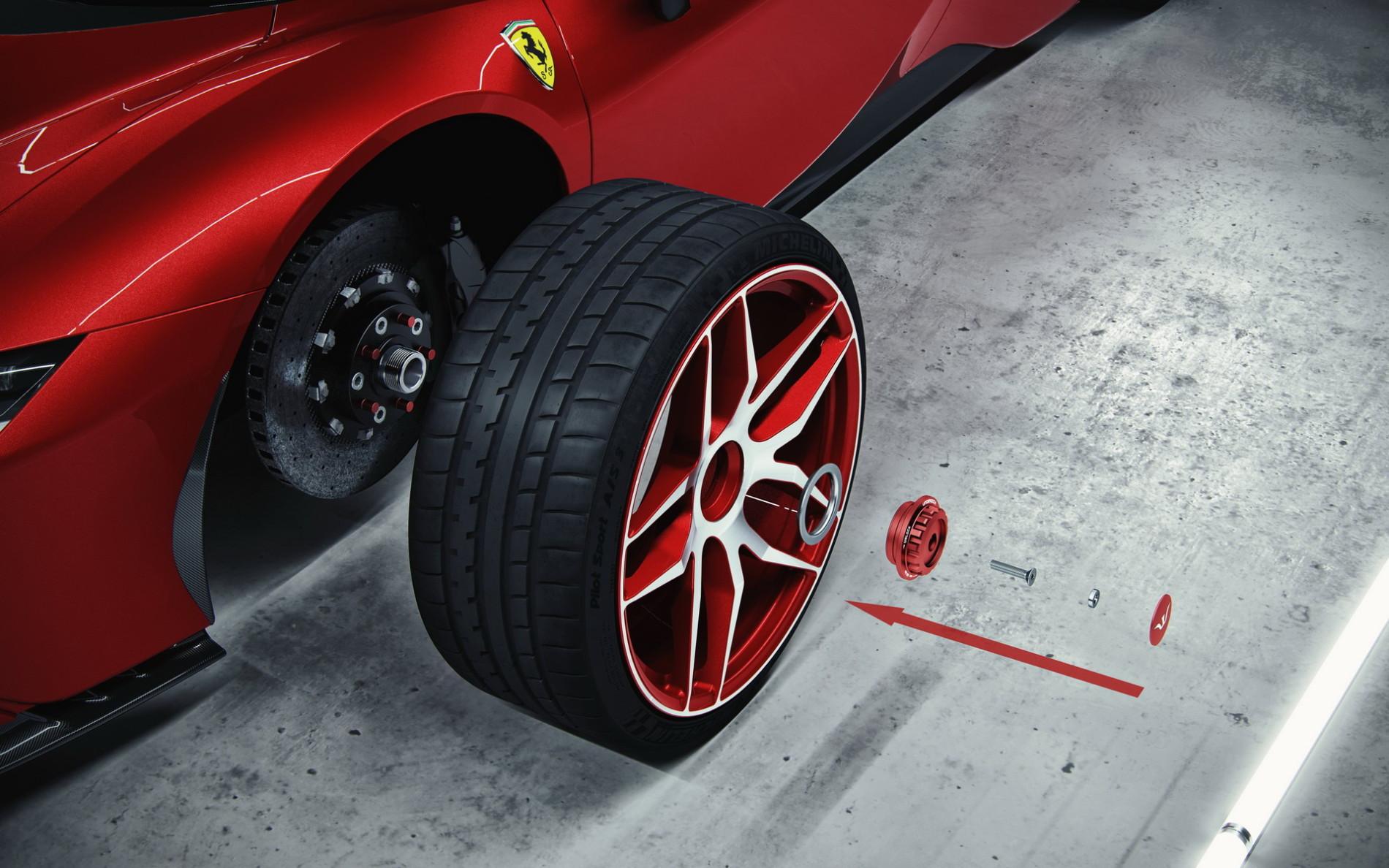 Ferrari SF90 de la Wheelsandmore - Ferrari SF90 de la Wheelsandmore