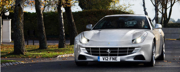 Ferrari va creste livrarile de masini catre tarile din sud-estul Europei