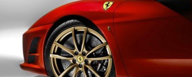 Ferrari vrea sa vanda 50 de masini pe an in Romania