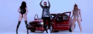 "Fese, bass si tuning: nou videoclip romanesc ""Sambata'n BMW-u"""