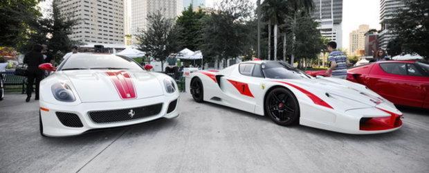 Festival of Speed. Miami 2010. Cele mai tari supercaruri. Super galerie foto!