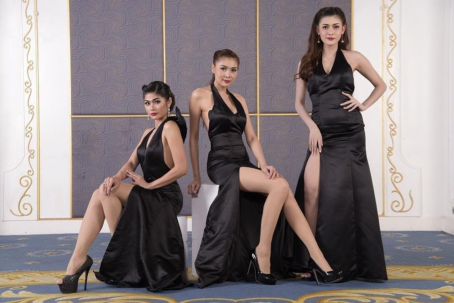 Fetele de la Bangkok 2016