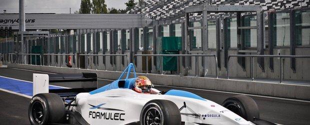 FIA pregateste o noua competitie: Formula E