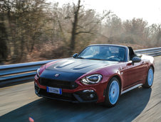 Fiat 124 Spider Rally Tribute