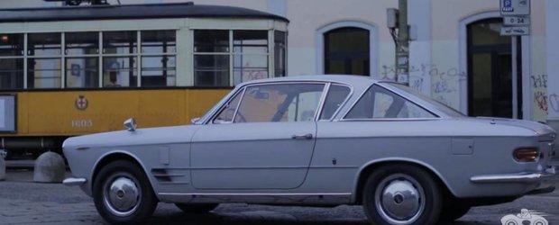 Fiat 2300S Coupe - povestea masinii care te va face sa oftezi