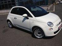 Fiat 500 0,9 TURBO 2011