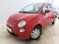 Fiat 500 1.2 MPI 8v 69 CP Pop automatic 5+1 2010