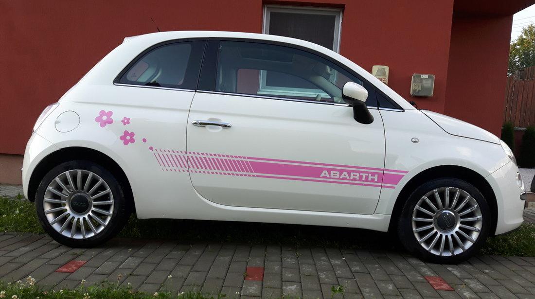 Fiat 500 1.3 diesel MultiJet 2008