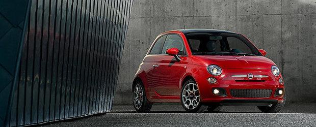 Fiat 500 a atins pragul de un milion de unitati produse