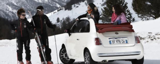 Fiat 500 Cabrio - Galerie Foto