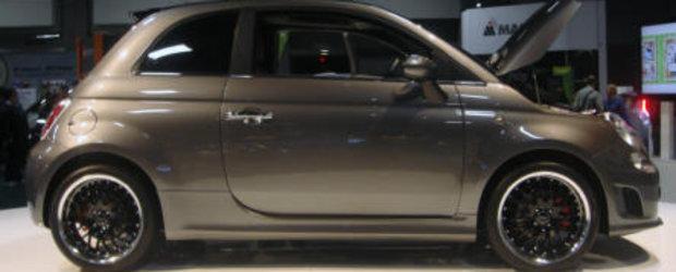Fiat 500 Electric debuteaza la Salonul Auto de la Los Angeles