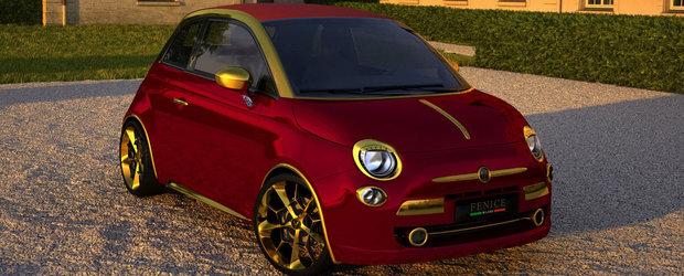 Fiat 500 Fenice Milano - Praslea cel Voinic si rotile de aur