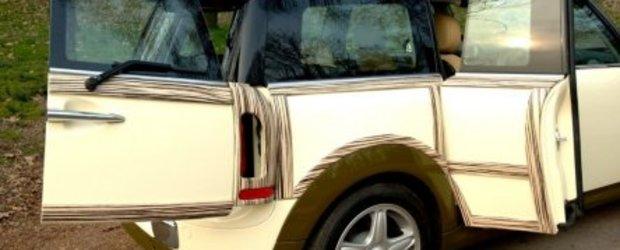 Fiat 500 si Mini Clubman tunate de Castagna