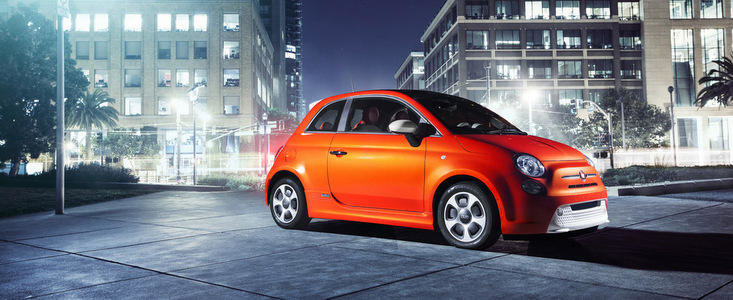 Fiat 500e - Sic si complet electric