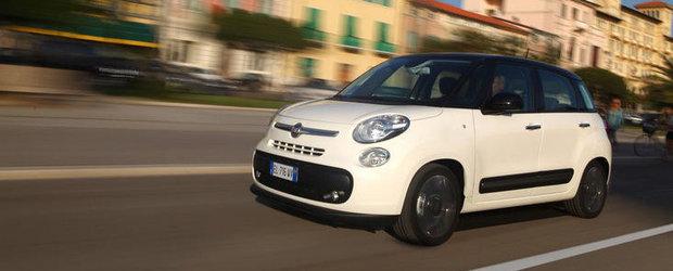 Fiat 500L - detalii oficiale