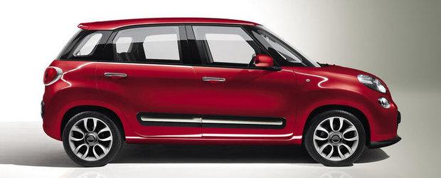 Fiat a inaugurat uzina sa din Serbia