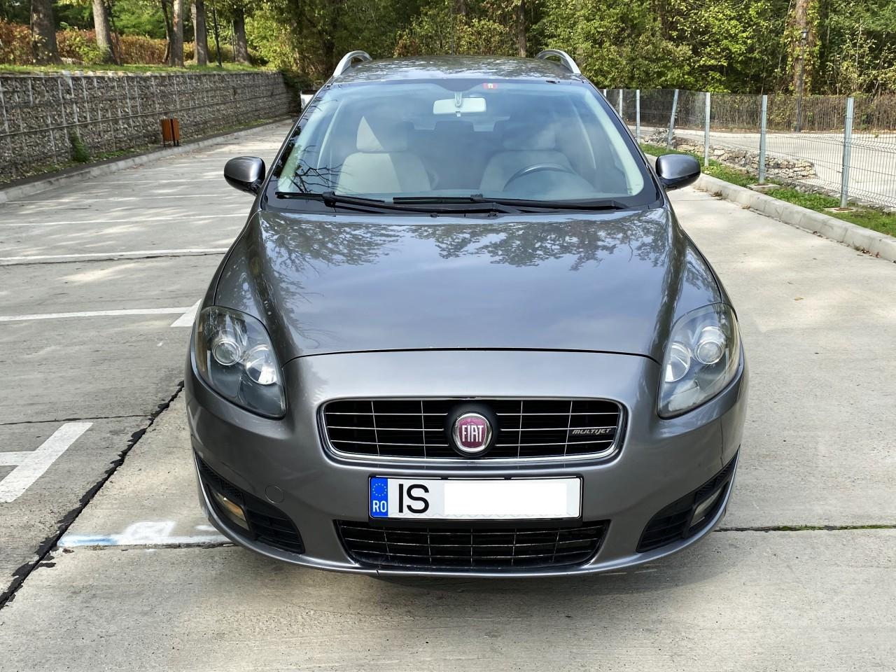 Fiat Croma 1,9 TDI 150 cp an fab. 2009
