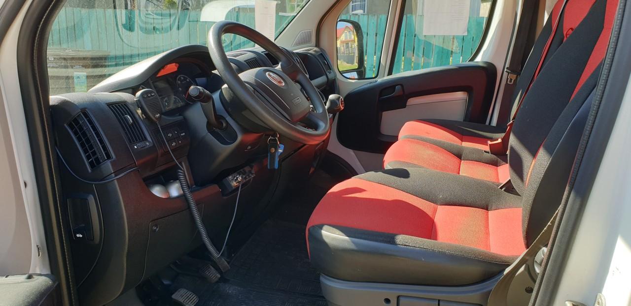 Fiat Ducato 2011 motor 2.2