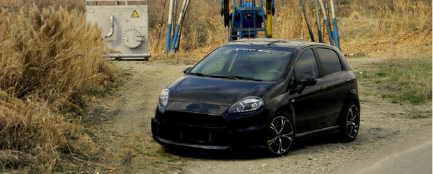 Fiat Grande Punto by Mircea - Acoustic (Black) Beauty