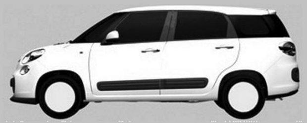 Fiat lanseaza modelul 500XL la Salonul Auto de la Paris