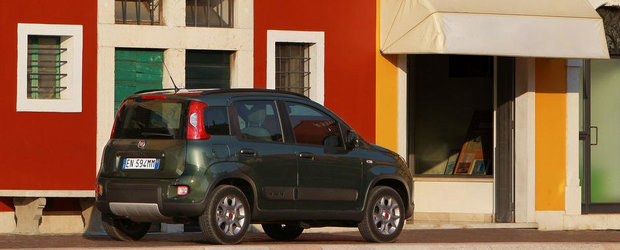 Fiat lucreaza la Panda XL
