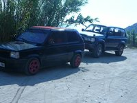 Fiat Panda 750 1989
