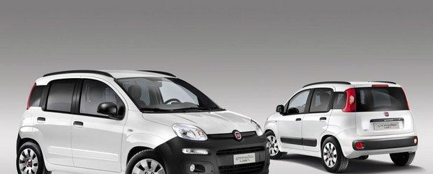 Fiat Panda Van, dezvaluit oficial
