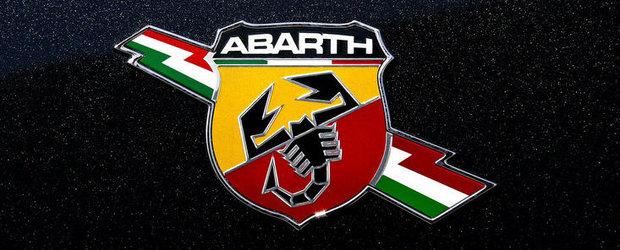 Fiat pregateste 500L Abarth