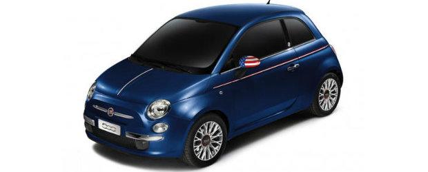 Fiat prezinta la Geneva modelul 500 America