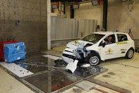 Fiat Punto la Euro NCAP