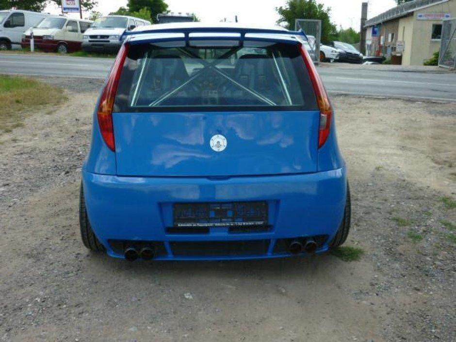 Fiat Punto Novitec de vanzare