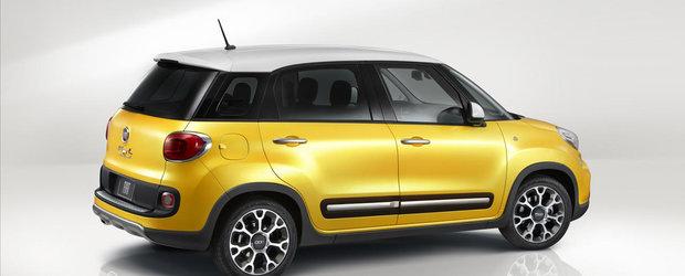 Fiat reduce productia lui 500L