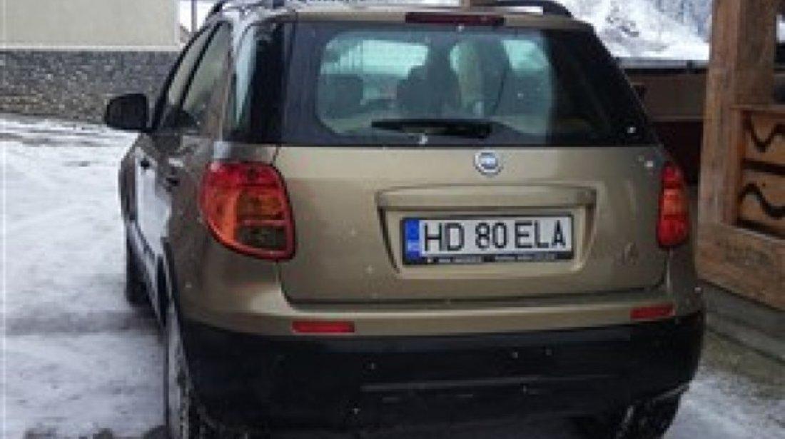 Fiat Sedici 1,9 diesel 2008