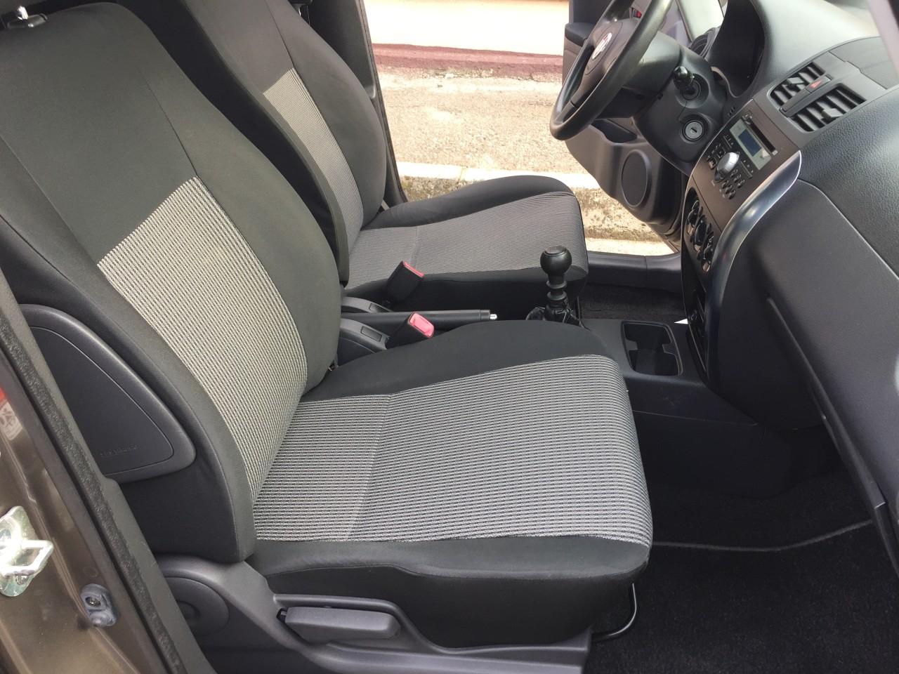 Fiat Sedici 4x4 cuplaj din buton EURO 5 2011