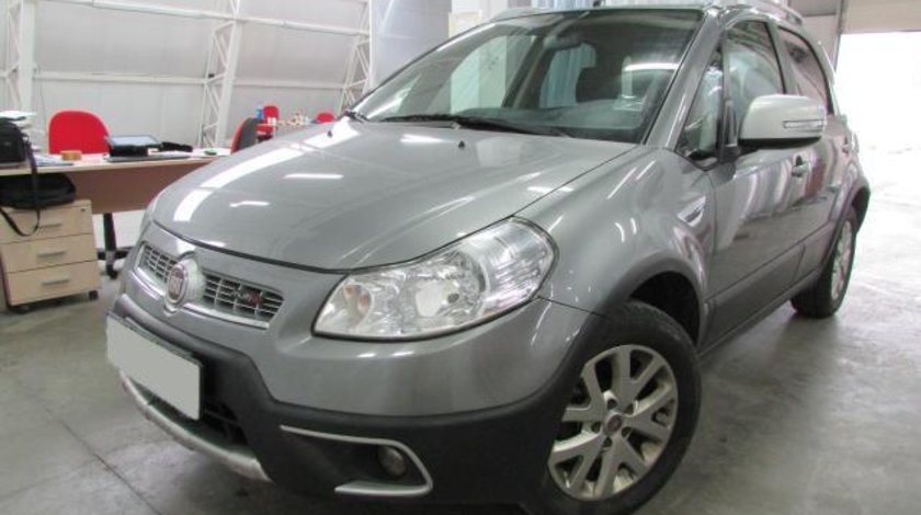 Fiat Sedici Emotion 2.0 Multijet 135 CP 4x4 2013