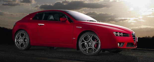 Fiat va construi Alfa Romeo si in China