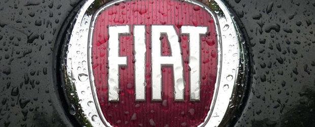 Fiat va produce 2 SUV-uri compacte la o uzina din sudul Italiei
