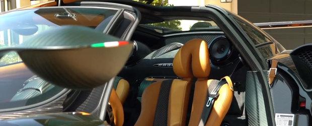 Fiecare zi petrecuta alaturi de ea pare o noua zi in paradis: Cum arata si cum se conduce o masina de 3 milioane de dolari