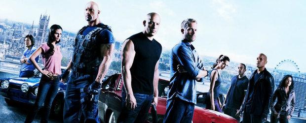 Filmarile pentru Fast & Furious 7 s-au terminat. Producatorii ii multumesc lui Paul Walker