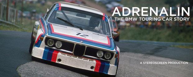 Filmul 'Adrenalin', documentarul despre BMW in motorsport, o noua proiectie