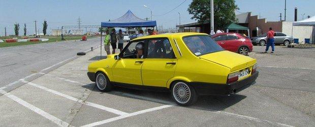 Filmul anului: Dacia 1300 4x4 Turbo Made in Romania